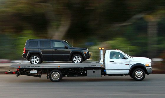 Long-distance-towing